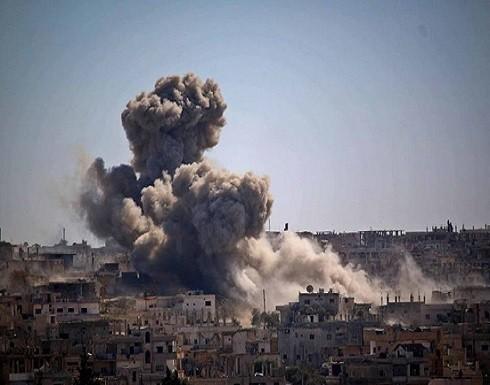 مرة جديدة.. قصف يضرب مواقع إيرانية في القنيطرة بسوريا