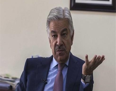 وزير الدفاع الباكستاني: اتهام واشنطن لنا بدعم طالبان دليل على فشلها في أفغانستان