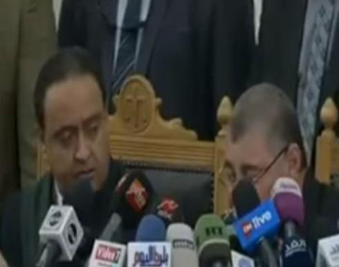 شاهد بالفيديو .. أخطاء كارثية لقاض مصري في القرآن واللغة