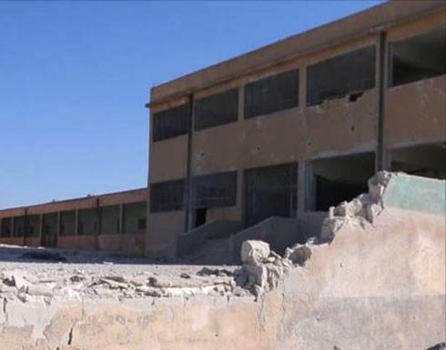 إدانات لقصف مدرسة إدلب .. وبوتين يتوعد حلب