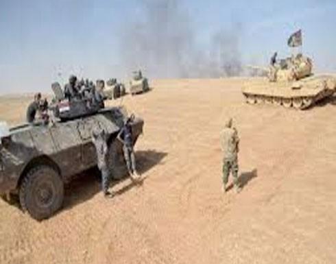 القوات العراقية تتوغل بتلعفر وآلاف المدنيين يفرون