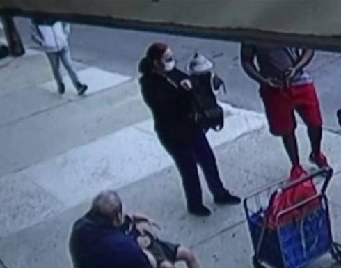 طفل ينجو بأعجوبة... سقط من الطابق الخامس! (فيديو)