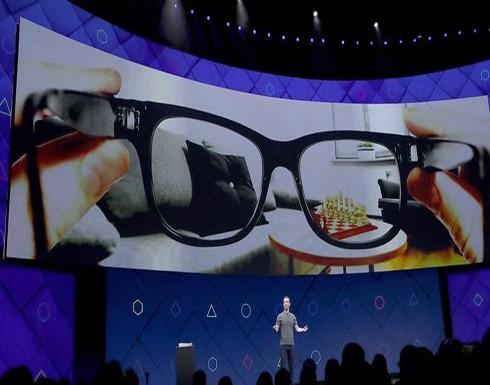 نظارات مرتقبة من فيسبوك.. لن تحتاج للهاتف!