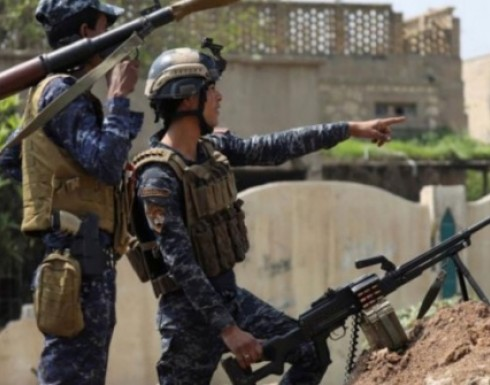 العراق يطلب دعم أميركا بمعركة الموصل