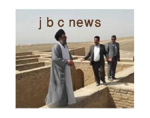 """مرجع شيعي : الكعبة الحقيقية  في منطقة """" أور """" جنوب العراق"""