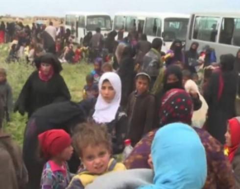 نزوح متواصل لمدنيي غرب الموصل وتوقعات بالمزيد