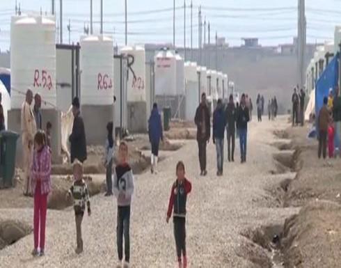 توقع نزوح ربع مليون من غربي الموصل بالعراق