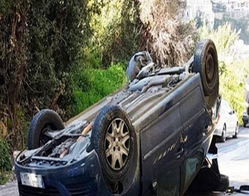 مذيعة في OTV تتعرّض لحادث سير مروع!