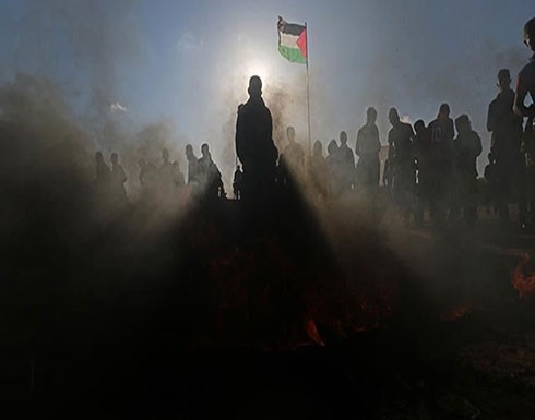 الجيش الإسرائيلي يرصد صاروخًآ أطلق من قطاع غزة