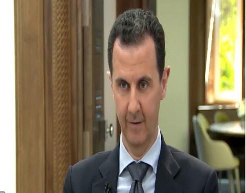 كيف يتخيل بشار الأسد نهاية الحرب؟ (فيديو)