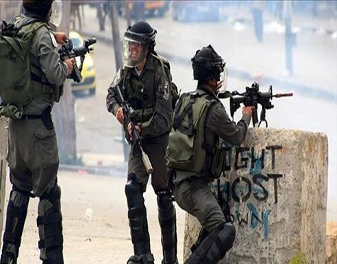 إصابة فلسطيني برام الله واعتقالات بالضفة المحتلة والقدس