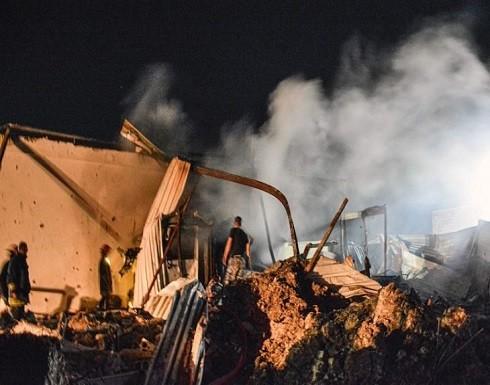 ثمانية قتلى غالبيتهم إيرانيون إثر ضربة إسرائيلية الأربعاء في سوريا