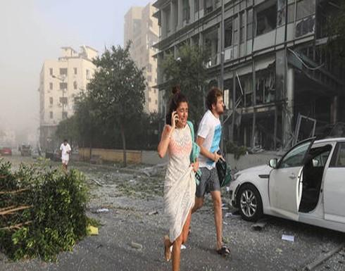متحدث باسم البنتاغون: نحن على علم بالانفجار في مرفأ بيروت وقلقون حيال ضحايا محتملين