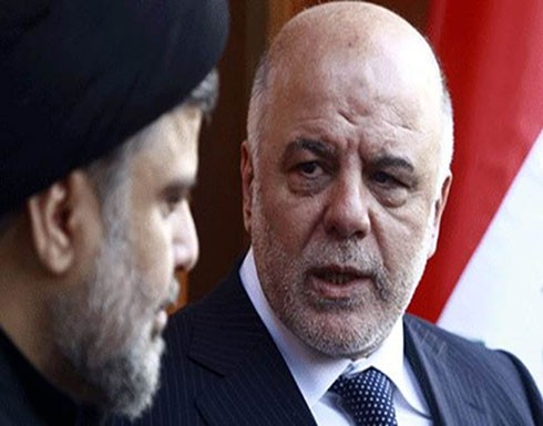 العبادي والصدر يبحثان تشكيل الحكومة العراقية الجديدة
