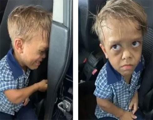 بالفيديو : بكاء طفل وتهديده بالانتحار لتعرضه لـ «التنمر»