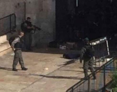 استشهاد فلسطينية برصاص الاحتلال بالقدس بزعم تنفيذها عملية طعن