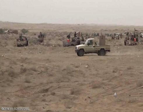 الحوثي يستخدم أبناء الدريهمي دروعا بشرية ويمنع المساعدات