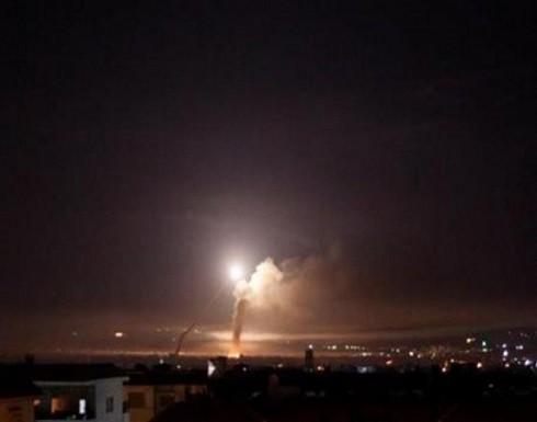 الجيش الإسرائيلي يهاجم نقطة مراقبة تابعة لحزب الله على حدود سوريا