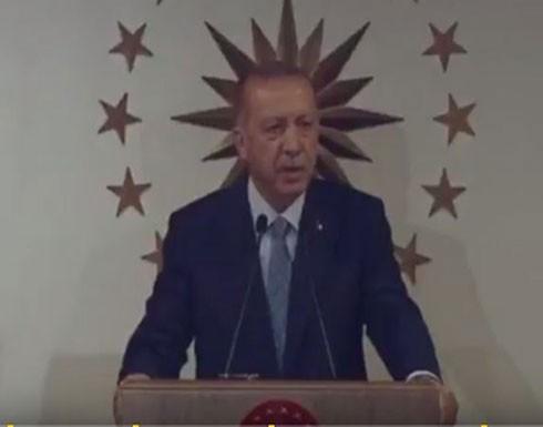 فيديو ..أردوغان: وفقا للنتائج غير الرسمية للانتخابات فقد كلفني الشعب برئاسة الجمهورية