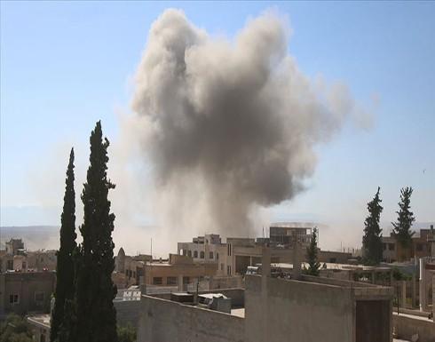 سوريا.. إصابة 5 مدنيين في غارة روسية على إدلب