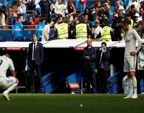 """ريال مدريد يصدر """"حكمه النهائي"""" على مدربه عبر الصحافة"""