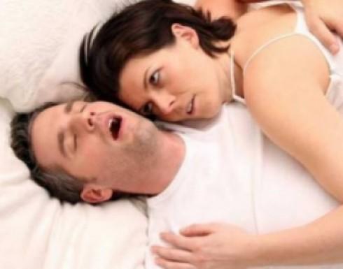 علاج طبيعي للتخلص من الشخير والنوم في هدوء