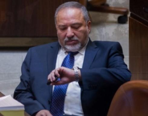 """ليبرمان يؤكد ان الحرب المقبلة في غزة """"ستكون الاخيرة"""""""