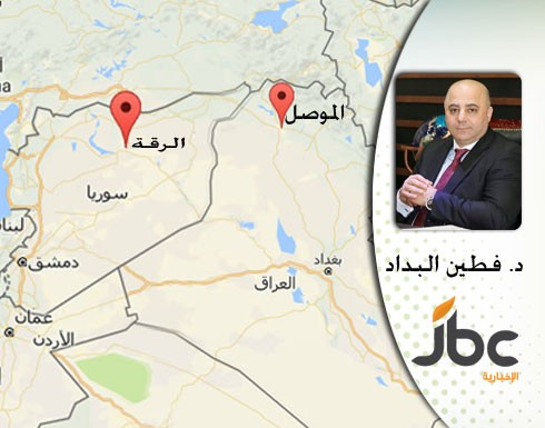 """عن القصف الكيماوي والطريق السري الذي شقه """"داعش"""" بين الموصل والرقة"""