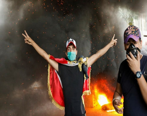 """بغداد بلا إنترنت.. وقنصلية إيران بكربلاء مغلقة """"بأمر الشعب"""""""