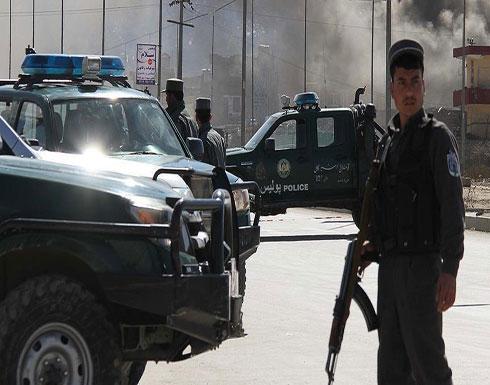 مقتل 8 رجال أمن أفغان في هجوم لطالبان