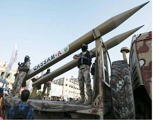 حماس : ندعو شعبنا للاستمرار بالانخراط في اوسع اشتباك مع الاحتلال