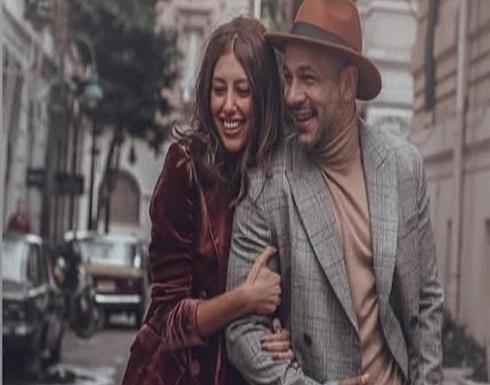 الصور الأولى من خطوبة محمد عطية وميرنا الهلباوى .. شاهد