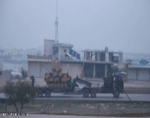 قوة عسكرية تركية تتمركز في إدلب لتأسيس نقطة مراقبة جديدة