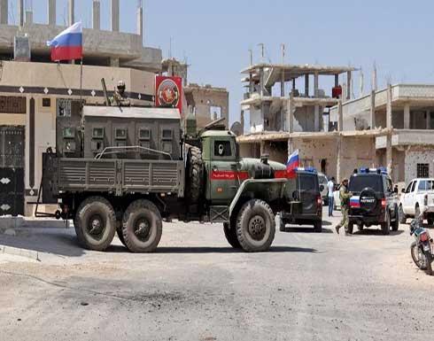 وسط اتهامات متبادلة.. انهيار المفاوضات بين لجان درعا والروس