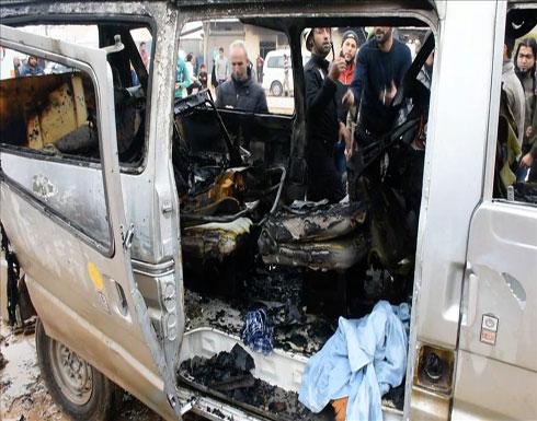 """إصابة 7 أطفال جراء تفجير في """"أعزاز"""" السورية"""