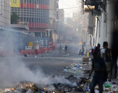 عبد المهدي يتوعد المخربين خلال التظاهرات بعقوبات صارمة تصل إلى السجن المؤبد