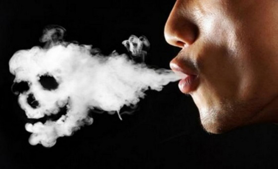 تحذير من انبعاث مواد ضارة بعد إطفاء السجائر