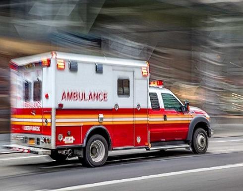 لندن : سيارة إسعاف تقتل شخصًا أثناء توجهها لإنقاذ مصاب