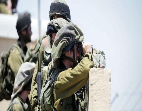 لحظة قنص ضابط إسرائيلي شرق غزة قبل أسبوعين (شاهد)