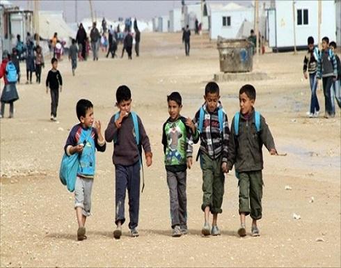 الاردن ينفق 90 مليون دولار سنويا لتعليم اللاجئين السوريين