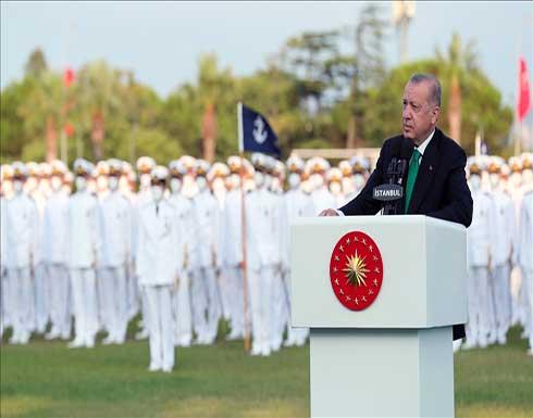 أردوغان: العالم كله يشيد بنجاح طائراتنا المسيرة المسلحة