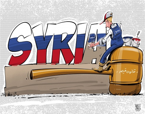 سوريا وقانون قيصر