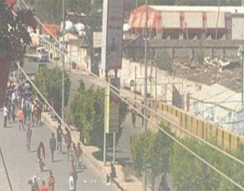 صنعاء.. الحوثيون يقمعون تظاهرة للاجئين الأفارقة