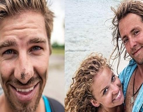 """بالفيديو: حبّ المغامرة قادهم إلى الموت .. 3 نجوم """"يوتيوب"""" سقطوا من قمة شلال"""