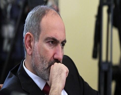 باشينيان: وقعت بيانا مشتركا موجعا مع بوتين وعلييف ينهي الحرب في قره باغ