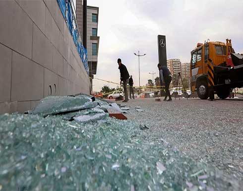 هجوم بطائرات مسيرة مفخخة قرب القنصلية الأمريكية في إقليم كردستان العراق