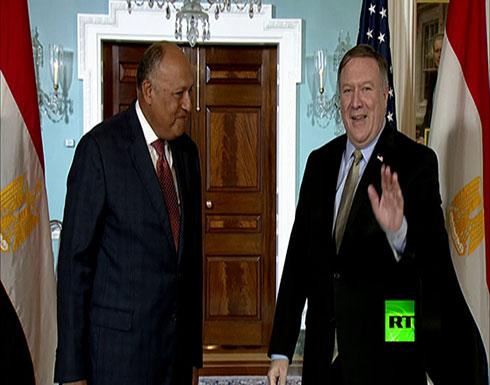 واشنطن تؤكد التزامها بدعم برنامج المساعدات العسكرية لمصر