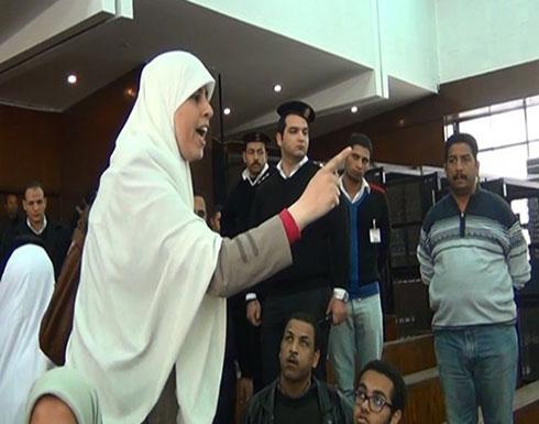 العفو الدولية: صحة ابنة خيرت الشاطر تتدهور في محبسها