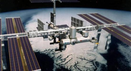 بعثة جديدة إلى محطة الفضاء الدولية رغم الانفجارات الشمسية القوية