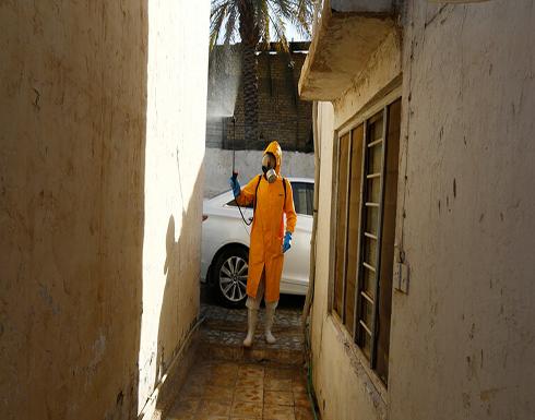 العراق يسجل 3946 إصابة و78 وفاة جديدة بفيروس كورونا